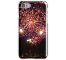 OMG LOOK! - Sydney Harbour - New Years Eve - Midnight Fireworks iPhone Case/Skin
