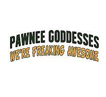 Pawnee Goddesses Photographic Print