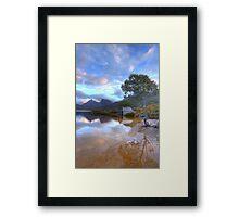 Cradle Mountain Tasmania Framed Print
