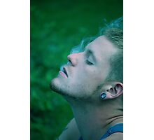 Smoked Photographic Print