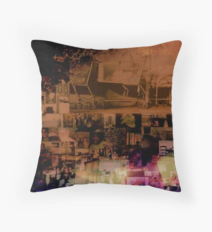 community service Throw Pillow