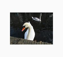 beauty swan 2 Unisex T-Shirt