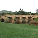 Richmond Bridge, Tasmania Australia by aldemore