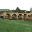 Richmond Bridge, Tasmania Australia by aldemore
