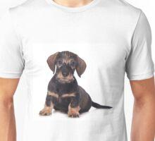 Cute Puppy dachshund Unisex T-Shirt