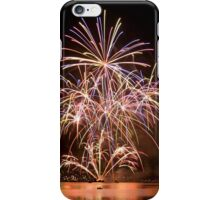 Sydney Harbour - New Years Eve - Midnight Fireworks  iPhone Case/Skin