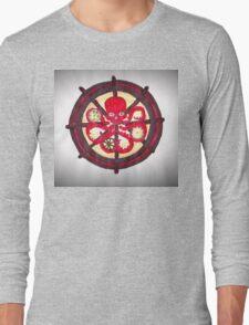 Hail Hydra Logo Long Sleeve T-Shirt