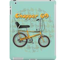 Chopper 69 iPad Case/Skin