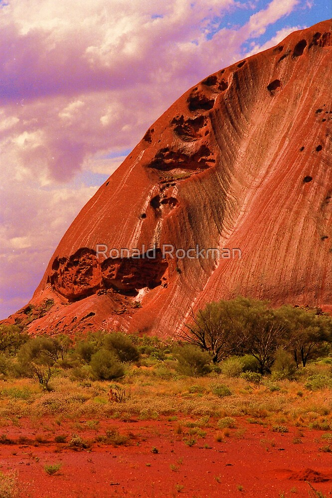 ULURU THE STORM APPROACHES by Ronald Rockman