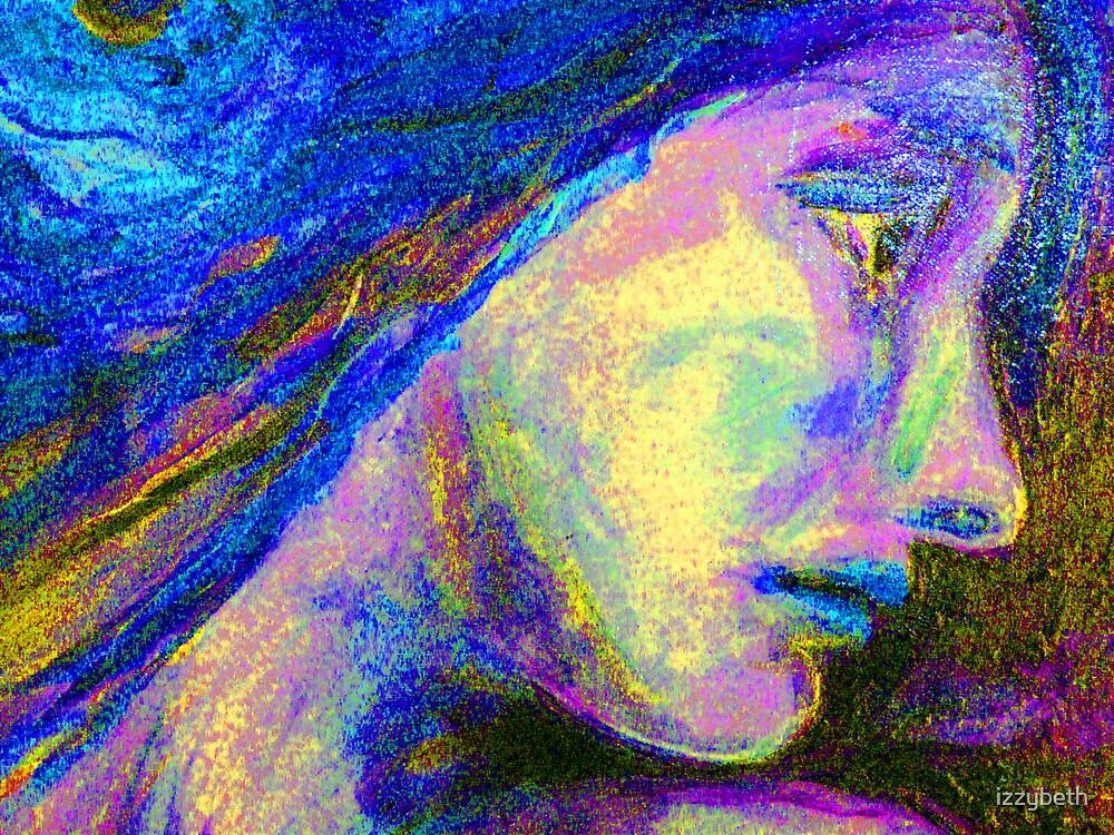 Blue Echo by izzybeth