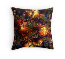 From A Whisper To A Scream Throw Pillow
