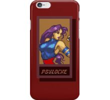 X-Men: Mutant Apocalypse Psylocke Phone iPhone Case/Skin