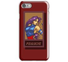X-Men: Mutant Apocalypse Psylocke Phone iPhone Case/Skin