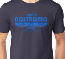 Nostromo - Alien - Prometheus (Clean non-distressed) Unisex T-Shirt