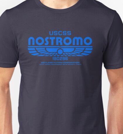Nostromo - Alien - Prometheus (Clean non-distressed) Unisex T-Shirt