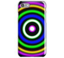 Shock Waves iPhone Case/Skin
