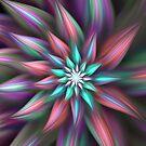 Pastel Flower by obeyyourmaster