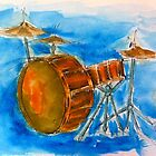drums by johnnysandler