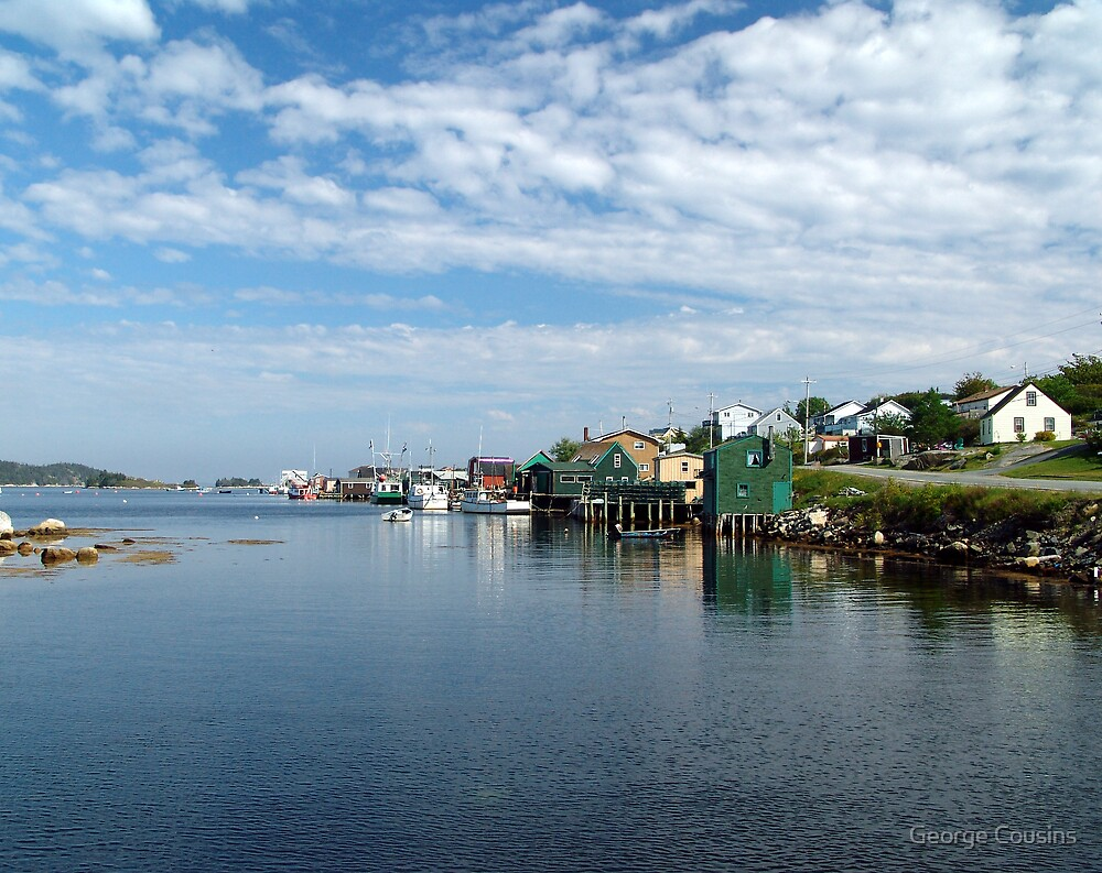West Dover, Nova Scotia by George Cousins