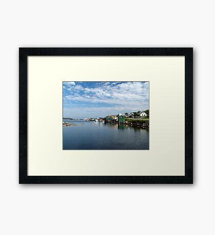 West Dover, Nova Scotia Framed Print