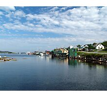 West Dover, Nova Scotia Photographic Print