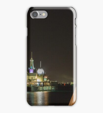 Geelong Waterfront Sails iPhone Case/Skin