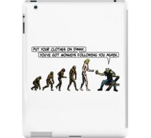 Danny - Evolution iPad Case/Skin
