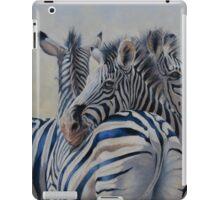 360 Degree Zebras iPad Case/Skin