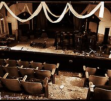 Abandoned Auditorium by LaLaLauren1011