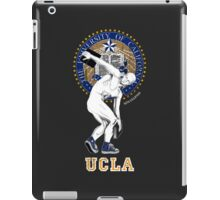 academic discobolo iPad Case/Skin