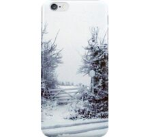 Corner Gate iPhone Case/Skin