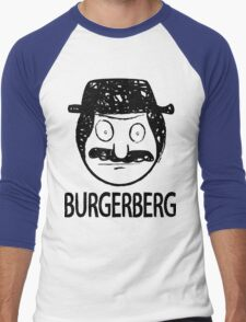 Burgerberg Men's Baseball ¾ T-Shirt