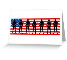 Memorial Day: End Wars Greeting Card