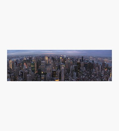 New York, Empire State Building Photographic Print