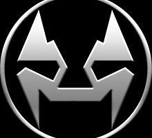 Rubbernorc NOGL Emblem - Silver by kerchow