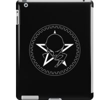 The Sisters of Mercy - The World's End - New logo iPad Case/Skin