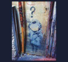 Banksy's Lil Diver Melbourne T-shirt by Jouer