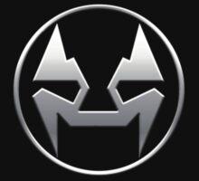 Rubbernorc NOGL Emblem - Silver T-Shirt