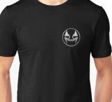 Rubbernorc NOGL Emblem - Silver Unisex T-Shirt