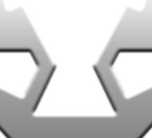 Rubbernorc NOGL Emblem - Silver Sticker
