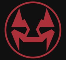 Rubbernorc NOGL Emblem - Red T-Shirt