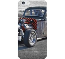 1936 Plymouth Coupe 'Rat Master' iPhone Case/Skin