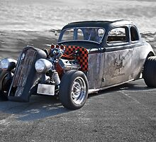 1936 Plymouth Coupe 'Rat Master' by DaveKoontz