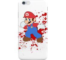 Mario - Super Smash Bros iPhone Case/Skin