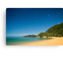 Totaranui Beach, Abel Tasman National Park 2 Canvas Print