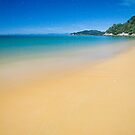 Totaranui Beach, Abel Tasman National Park 3 by Paul Mercer