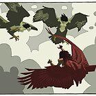Harpys by David  Kennett