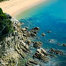 Totaranui Beach, Abel Tasman National Park 5 by Paul Mercer