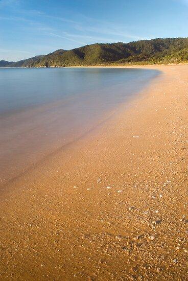 Totaranui Beach, Abel Tasman National Park 7 by Paul Mercer