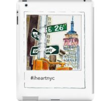 I heart NYC iPad Case/Skin